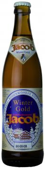 Jacob Winter Gold ... 1x 0,5 Ltr.